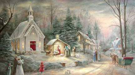 a country christmas - Country Christmas Images